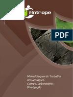 Antrope Metodologias Trabalho Arqueologico