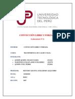 LAB. N°2- DE CONVECCIÓN LIBRE