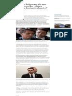 Flávio Bolsonaro Diz Que Ex-Assessor Tem Explicação Bastante Plausível,