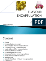 Flavour Encapsulation