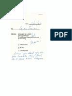 KABC Telegram Correspondence