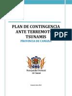PLAN DE CONTINGENCIA ANTE TERREMOTO Y TSUNAMIS PROVINCIA DE CAMANA.pdf