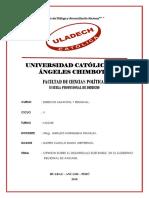 Opinion Sobre El Desarrollo Sostenible en El Gobierno Regional de Ancash.