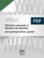 Direitos Sexuais e Direito de Família Em Perspectiva Queer