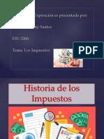 Presentación1, Los Impuestos