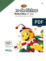 LIVRO DE FICHAS ALFA - NOVO PROGRAMA - completo