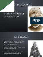 Sawmi Vivekananda Life and Work (1)