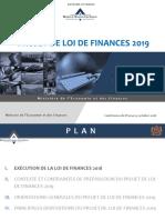 projet loi de finance 2019
