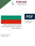 Competitividad en Viajes y Turismo- Analisis