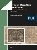 Staudenmaier, Peter - Between occultism and nazism