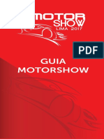 Guia Motorshow 2017