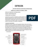 CETECOS Electronica Basica