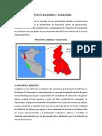 Proyecto La Quinua Eli