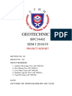 Geo Tech 2 Full Report