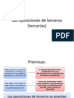 Tema 9 - Las Tercerías