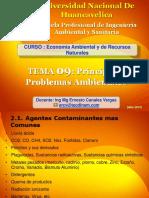 09 SEM ECON Principales Problemas Ambientales