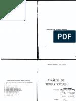 Análise de Temas Sociais  I.pdf