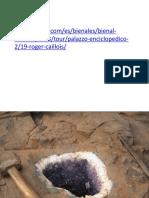 Presentacion Piedras