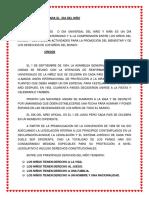 GLOSAS PARA EL  DIA DEL NIÑO.docx