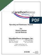 Saft Data Sheet and Manual