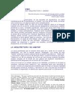 La Palabra Arquitectura.pdf