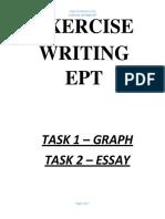 Exercise Writing Ept 1718
