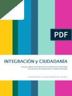 Integración y Ciudadanía. Guía municipal