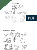 Alimentos Que Aportaron Los Españoles a Europa en El Descubrimiento de América