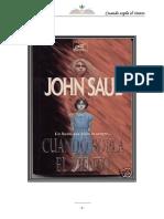 John Saul Cuando Sopla El Viento