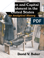 Women and Capital Punishment in the United States An Analytical History.epub
