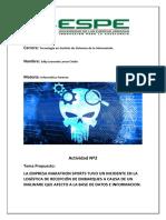 Caso Real de Informatica Forense (Desarrollo)