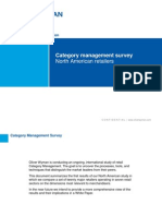 20080805 Category Management Study