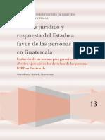 Analisis Juridico Lgbt