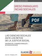 00 Memorias DIGITAL I Congreso de Ciencias Sociales