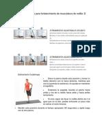 Guía de Ejercicios Rodilla