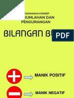 1. Manik Negatif Posifif.pps