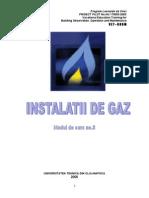 Curs Instalatii de Gaz - Arderea