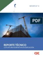 CDT - Reporte Técnico 13