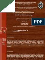 Derecho Civil III. Obligaciones Solidarias
