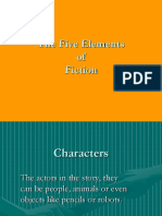 5 elements of fiction ppt.ppt