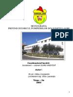 Monografia Pompierilor Gorjeni - Editia 2003