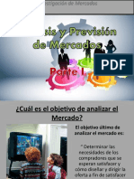 Análisis y Previsión de Mercados-parte I