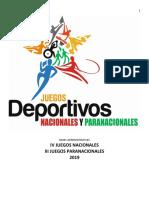 Bases Juegos 2019