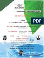 Ciclo Del Agua y Su Importancia (1)