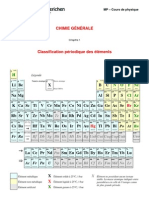 C1-1-Classification Periodique Des Elements