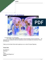 Los 7 Cielos y Los Arcangeles