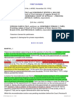 2.) Fule v. Court of Appeals