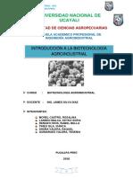 Introducción a La Biotecnología Agroindustrial