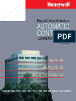 Automatic Control of Commertial Building(Honeywell)-i p Edition