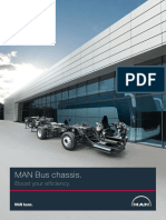 Man Bus Chassis Cla